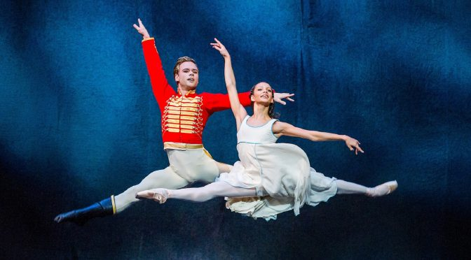 Royal Opera House Live : The Royal Ballet perform Sir Peter Wright's 'The Nutcracker'