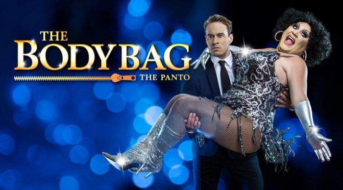 NOTHING TO DO WITH ANYTHING FAMOUS: THE BODYBAG!