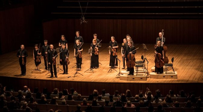 ACO OPENS 2018 WITH TOGNETTI, TCHAIKOVSKY & BRAHMS