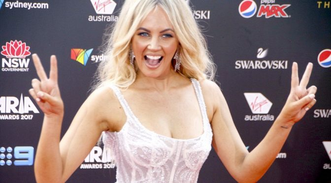 RED CARPET : THE ARIAS @ THE STAR