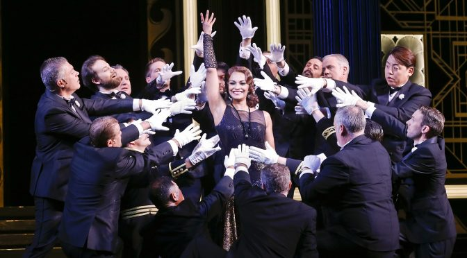 OPERA AUSTRALIA: THE MERRY WIDOW @ DAME JOAN SUTHERLAND THEATRE