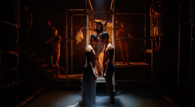 METAMORPHOSES: MYTHS COHERE AT OLD FITZ