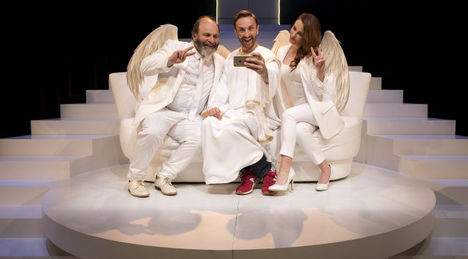 AN ACT OF GOD @ THE ETERNITY PLAYHOUSE