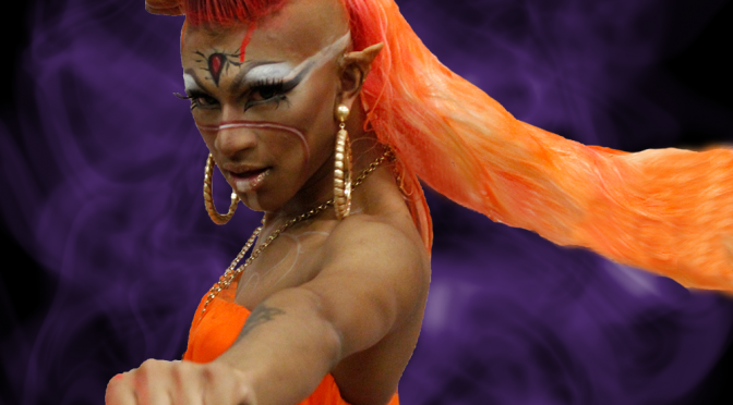 DUNGEONS AND DRAG QUEENS PLAY ON AT PACT
