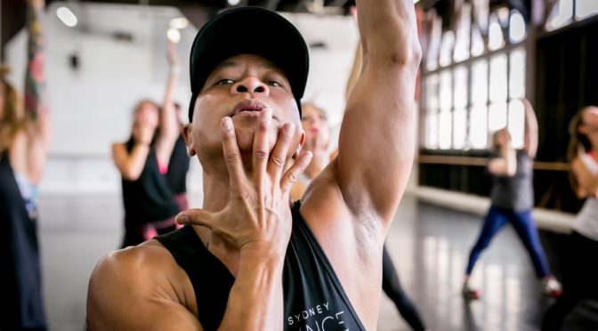 SYDNEY DANCE COMPANY HOLDS STUDIO WELCOME TOURS