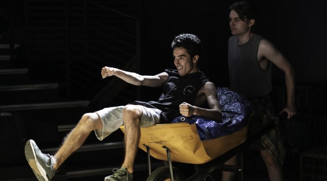 CHRYSALIS: YOUNG PLAYWRIGHTS EMERGE