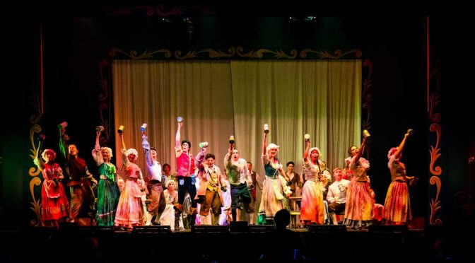 Disney Beauty and the Beast – The Musical @ Sutherland Entertainment Centre