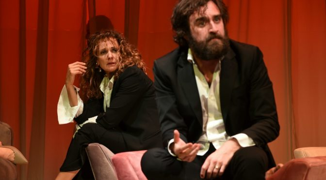 BELL SHAKESPEARE'S 'ANTONY AND CLEOPATRA' @ SYDNEY OPERA HOUSE