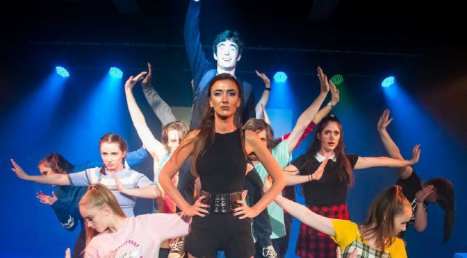 BE MORE CHILL @ MANLY BLACK BOX THEATRE