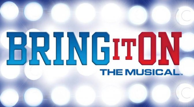 BRING IT ON – TO NORTH SHORE THEATRE COMPANY
