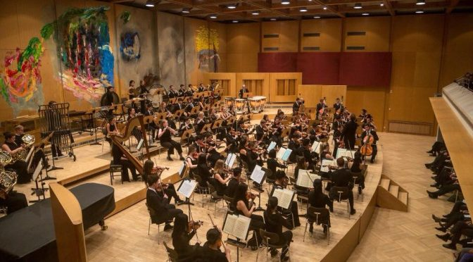 MAHLER AND STRAVINSKY FIRST UP FOR SYDNEY YOUTH ORCHESTRA