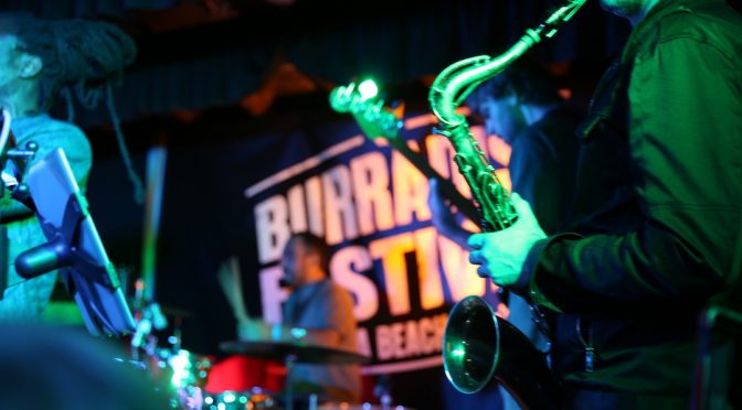BURRADISE MUSIC FESTIVAL:  GIVEAWAY PASSES