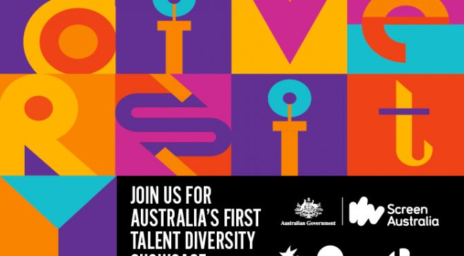 DIVERSITY SHOWCASE – APPLICATIONS NOW OPEN