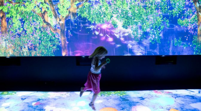 LAST WEEKS TO EXPERIENCE FUTURE PARK AT THE POWERHOUSE
