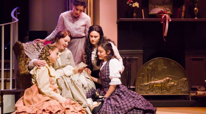 LITTLE WOMEN: THE WARMTH OF FAMILY AND COMMUNITY