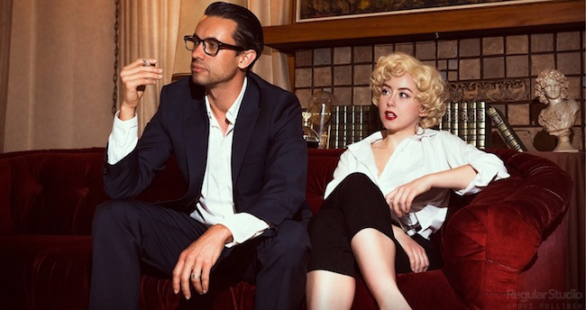 ARTHUR & MARILYN: GIVEAWAYS TO A NEW AUSTRALIAN PLAY