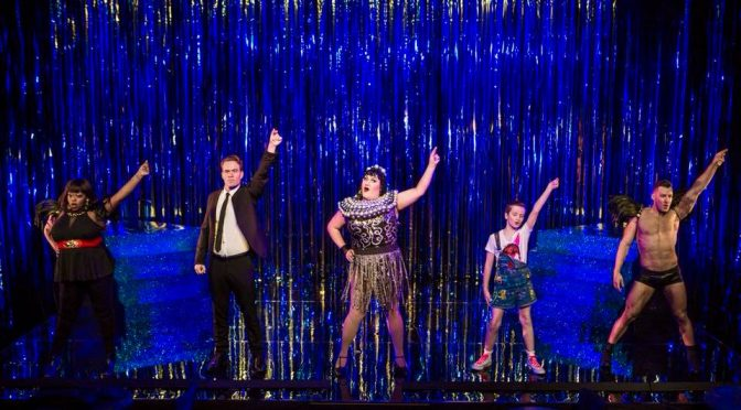 THE BODYBAG THE PANTO:  OUR TREV PIMPS UP THE OPERA HOUSE