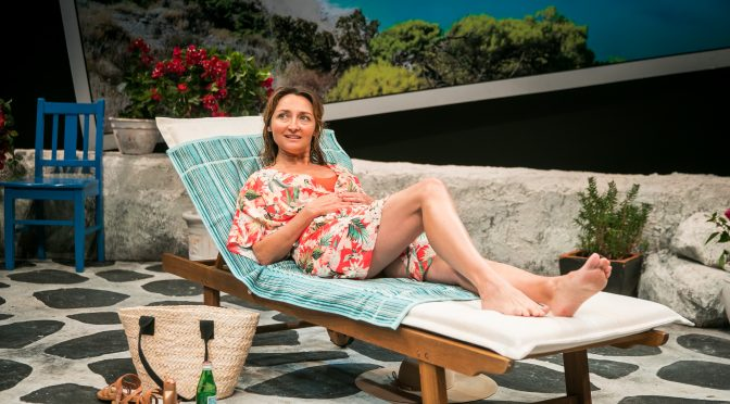 SHIRLEY VALENTINE @ THE ENSEMBLE THEATRE