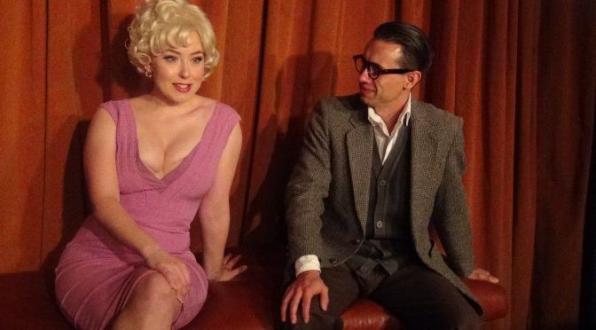 ARTHUR AND MARILYN – A JOURNAL YES BUT STILL UNKNOWABLE