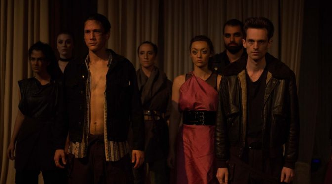 TROILUS AND CRESSIDA @ THE DEPOT THEATRE Marrickville