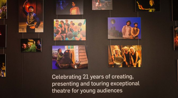 EXHIBITION: 21 YEARS OF EXCELLENCE IN CHILDREN'S THEATREMAKING