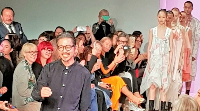 MERCEDES BENZ FASHION WEEK AUSTRALIA 2018