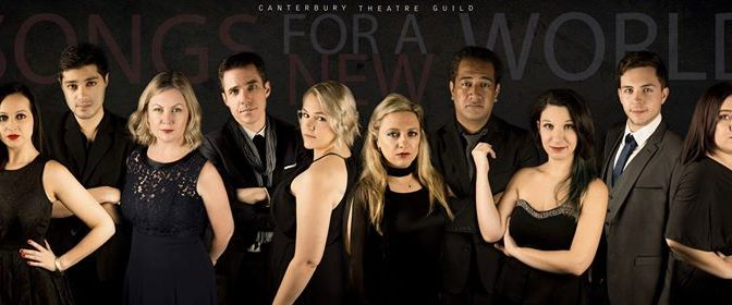 SONGS FOR A NEW WORLD – SOON FROM CANTERBURY THEATRE GUILD