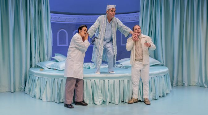 THE HYPOCHONDRIAC  @ THE ETERNITY PLAYHOUSE