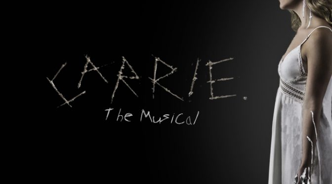 CARRIE THE MUSICAL FOR DEPOT THEATRE