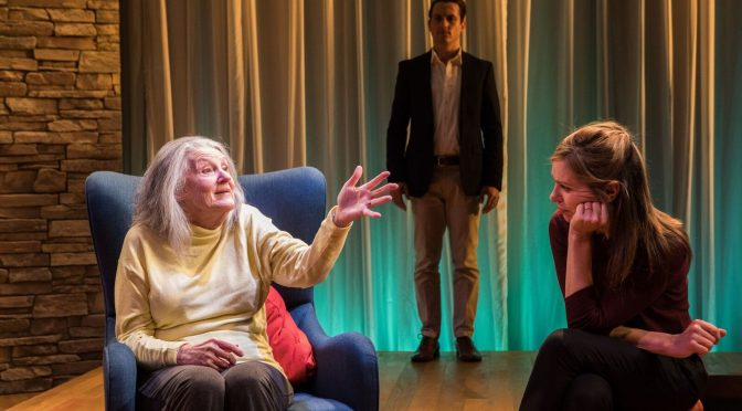 MARJORIE PRIME AT ENSEMBLE: HOW WE COPE WITH FEAR AND LOSS