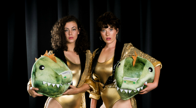 SWEATY PITS-PITY PARTY: SYDNEY DEBUT AT THE FRINGE