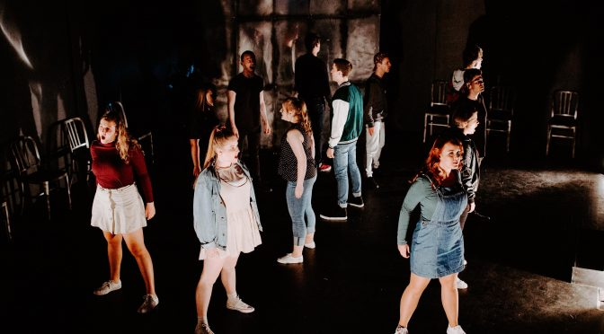 CARRIE THE MUSICAL @ THE DEPOT THEATRE Marrickville