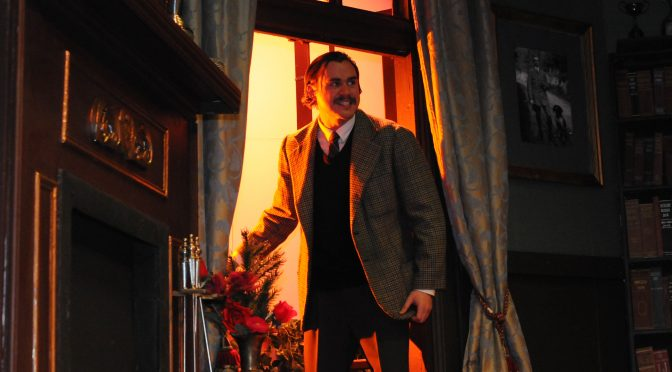 THE UNEXPECTED GUEST @ THE GENESIAN THEATRE