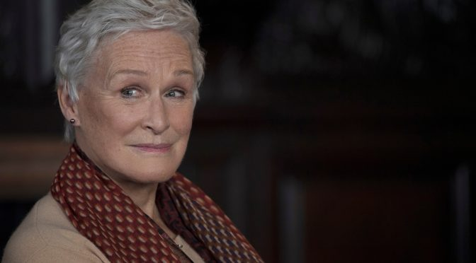 THE WIFE – GLENN CLOSE AND JONATHAN PRYCE IN INTIMATE MODE