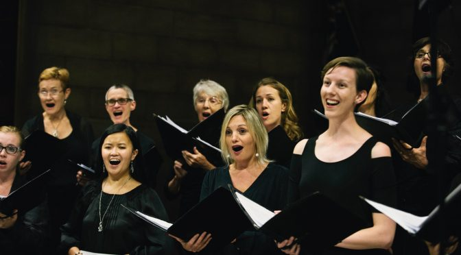 Dance Chant: The Sydney Chamber Choir and Ross Edwards at 75