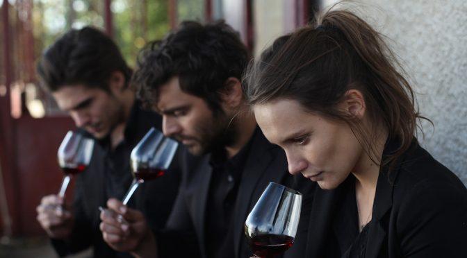 back to burgundy: ce qui nous lie