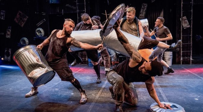 STOMP: THE INTRICACIES OF PERCUSSION
