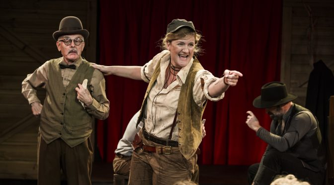 CALAMITY JANE: BELIEVE THE REVIEWS -UNMISSABLE