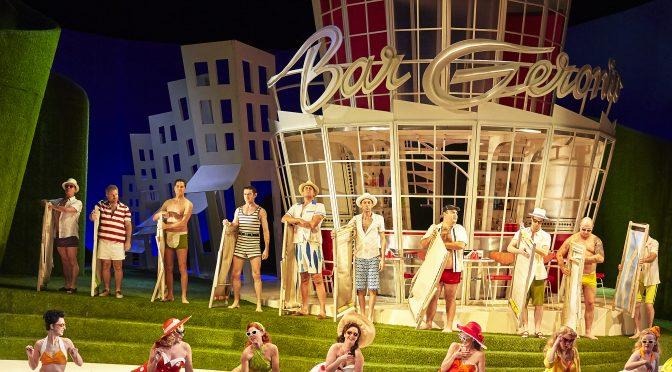 OPERA AUSTRALIA'S 'THE TURK IN ITALY' @ THE JOAN SUTHERLAND THEATRE