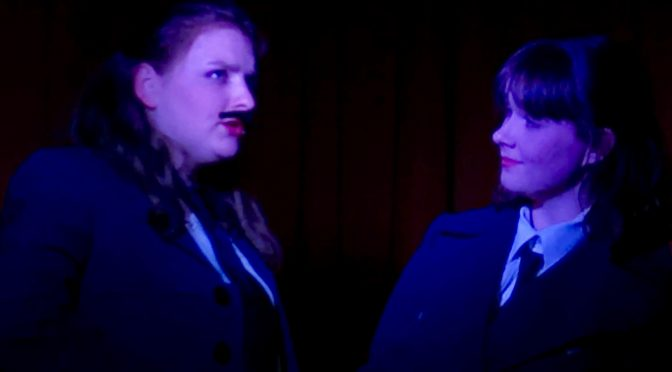 FOREIGN WOMAN: MY PICK OF THE SYDNEY FRINGE SO FAR