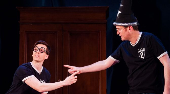 POTTED POTTER AT THE SEYMOUR CENTRE