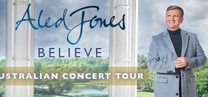 ALED JONES IN CONVERSATION ABOUT HIS NEW ALBUM AND AUSTRALIAN TOUR