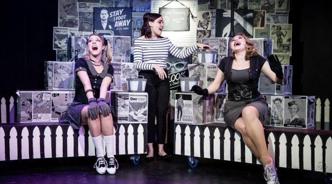 STALKER THE MUSICAL – Australian Premiere @ THE DEPOT THEATRE, MARRICKVILLE
