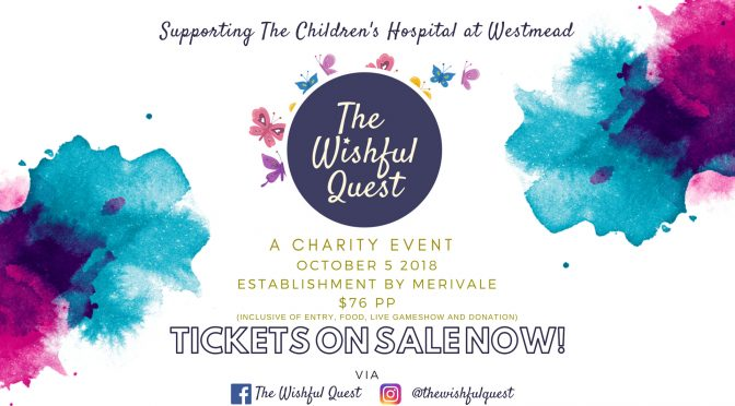 THE WISHFUL QUEST CHARITY DINNER