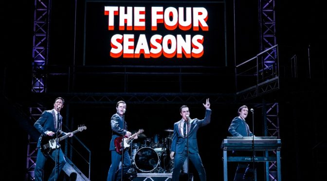 JERSEY BOYS @  THE CAPITOL THEATRE