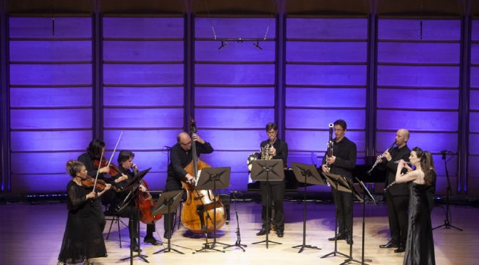 OMEGA ENSEMBLE : 'JOY' @ CITY RECITAL HALL