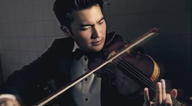 MUSICA VIVA : RAY CHEN & JULIEN QUENTIN @ CITY RECITAL HALL
