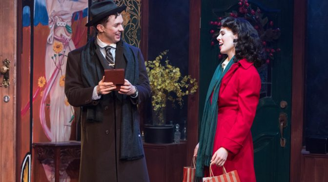 SHE LOVES ME: TAKE AN OMNIBUS IMMEDIATELY TO THE BOX OFFICE