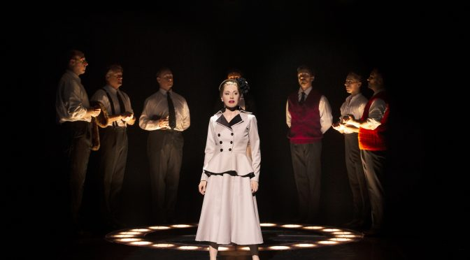 EVITA: BIGGEST OF BIG, YET STRONGEST WHEN INTIMATE