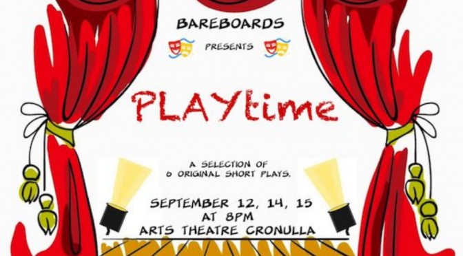 PLAYTIME IS THIS YEAR'S THEME FOR BAREBOARDS